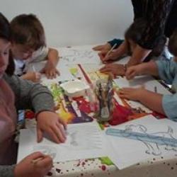 Atelier Peinture dans l'art