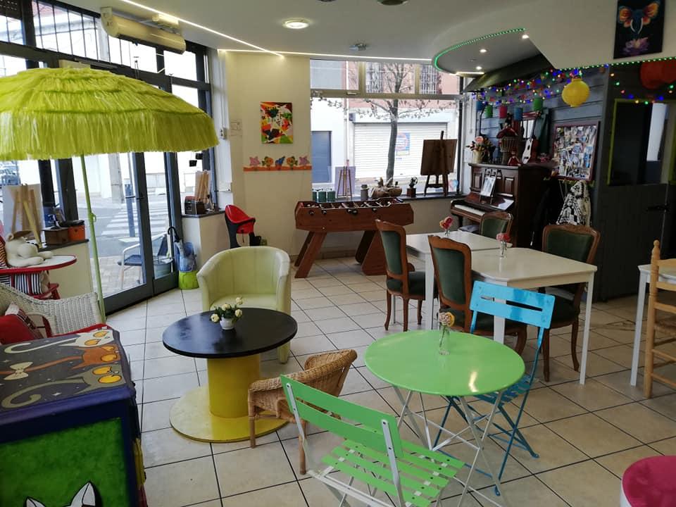 Café des Enfants Nino'kid